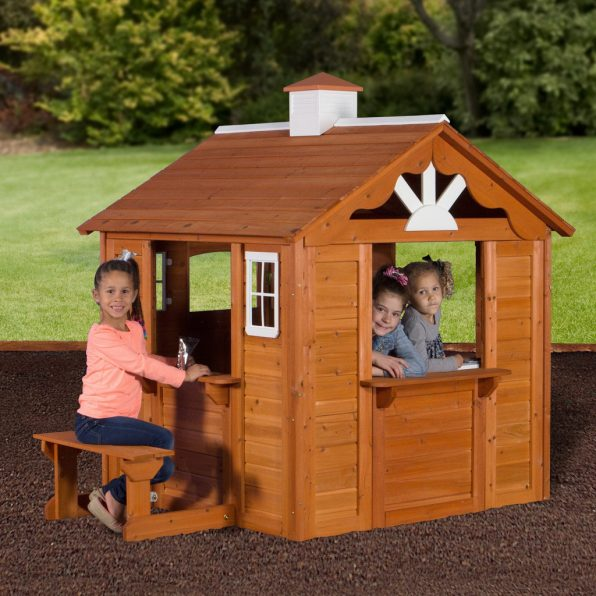 backyarddiscovery-summer-cottage-playhouse-table