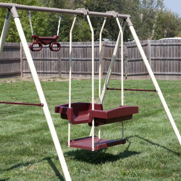 Flexible Flyer 4-Passenger Lawn Swing