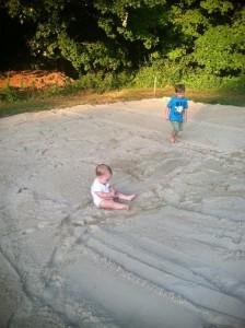 playground-sand