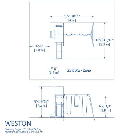 weston-dimensions