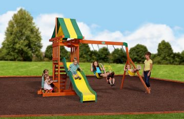 prestige-wooden-swing-set