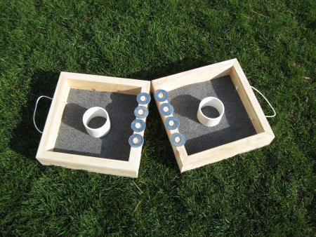 washer-toss