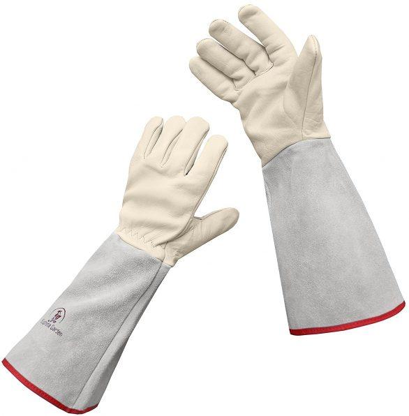 Amazing Euphoria Thornproof Leather Garden Gloves