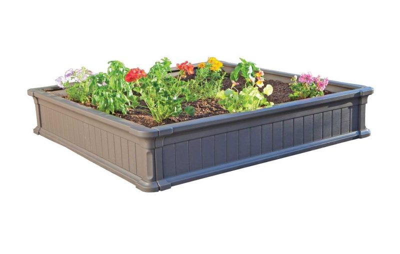 The Best Raised Garden Bed and Planter Kits of 2017