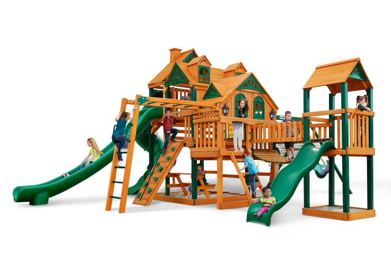 Gorilla Playsets Empire Extreme
