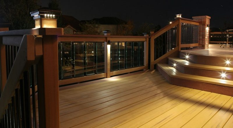 deck floor lighting. brilliant floor rails along the deck area an oversize floor lamp may also work well  and provide entire seating area with enough light to use it during later hours for deck floor lighting